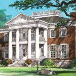Plantation Home Plans Designs Homeplans