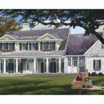 Plantation House Plan Square Feet Bedrooms Dream