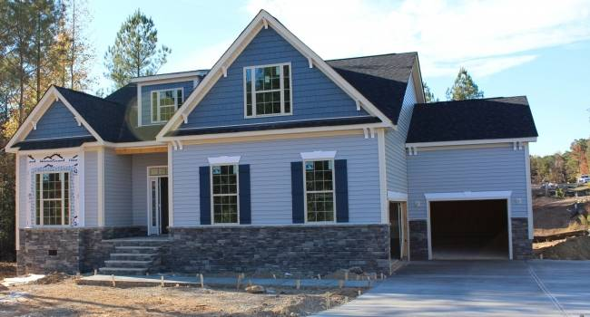 Plantation Pointe Subdivision New Construction Home Clayton