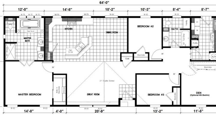 Platinum Series Floorplan Model Number Gsp Factory