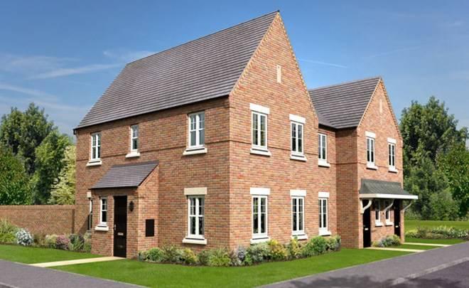 Plot Morris New Homes Buy North West England