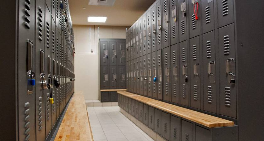 Police Locker Rooms Ways Gain Storage Space