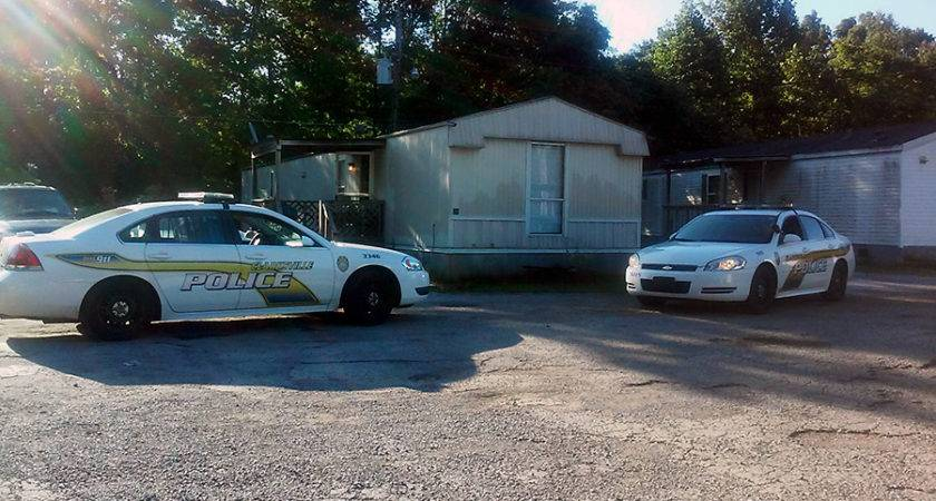 Police Reports Home Invasion Shooting Prewitt Mobile Park