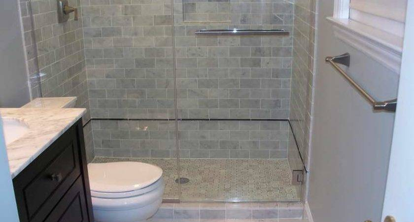 Popular Bathroom Tile Small Shower Ideas Walls
