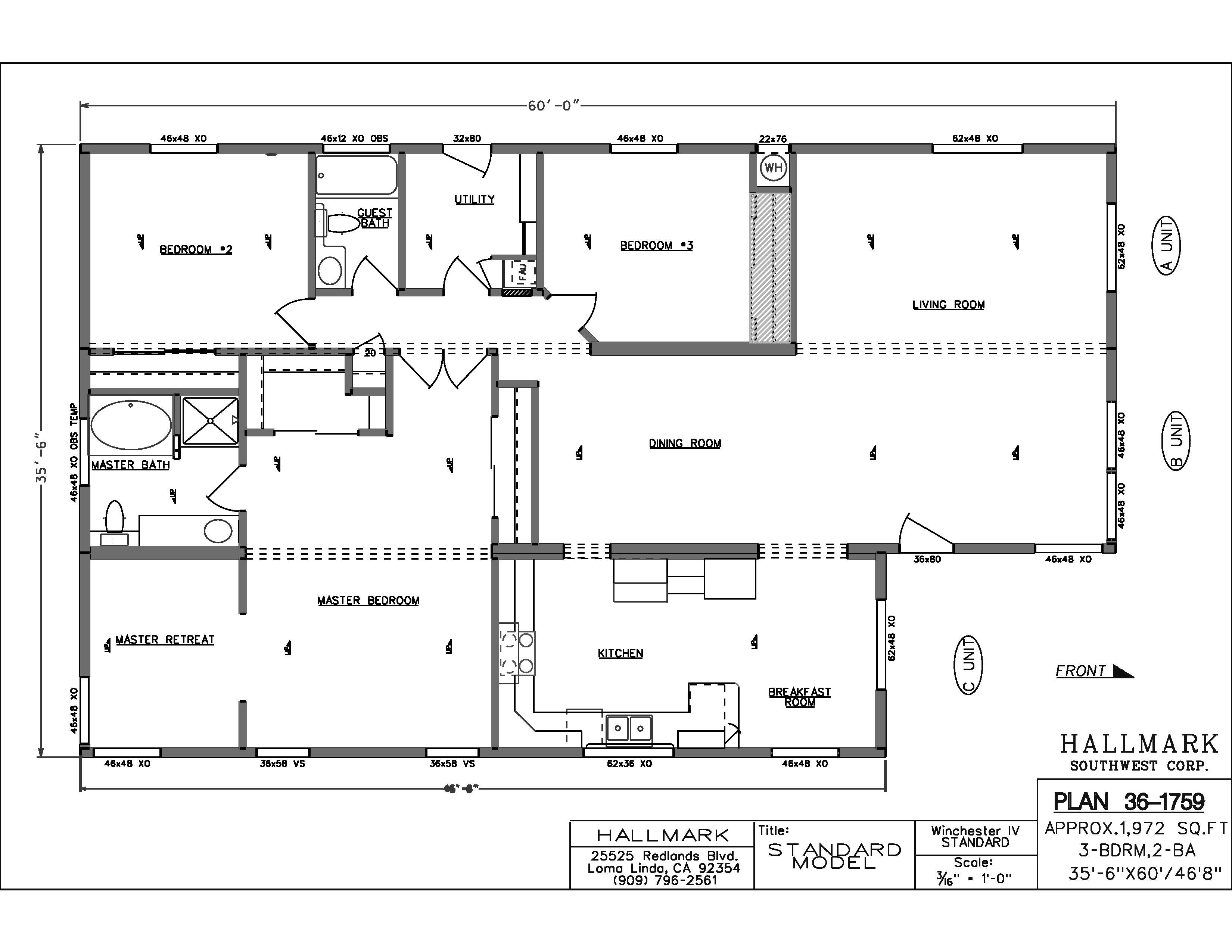 Popular Floorplans Liberty Manufactured Homes