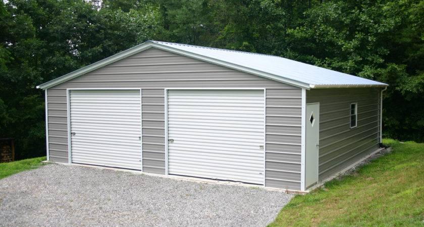 Portable Metal Garage
