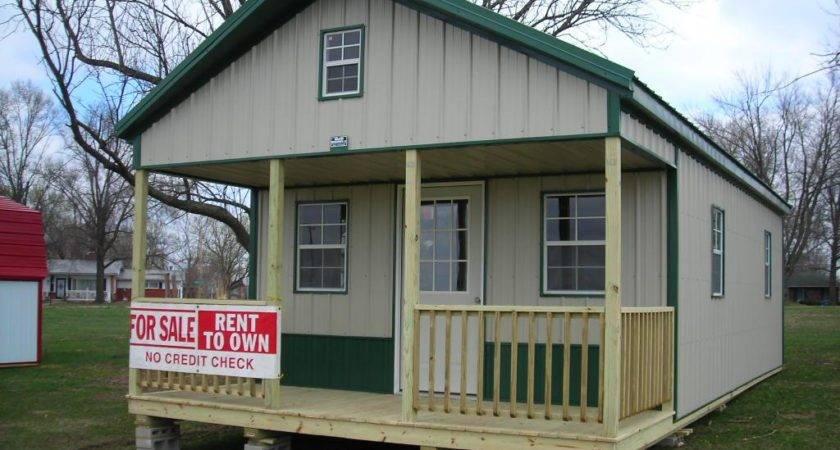 Portable Prefab Cabin Lakeview Auto Sales