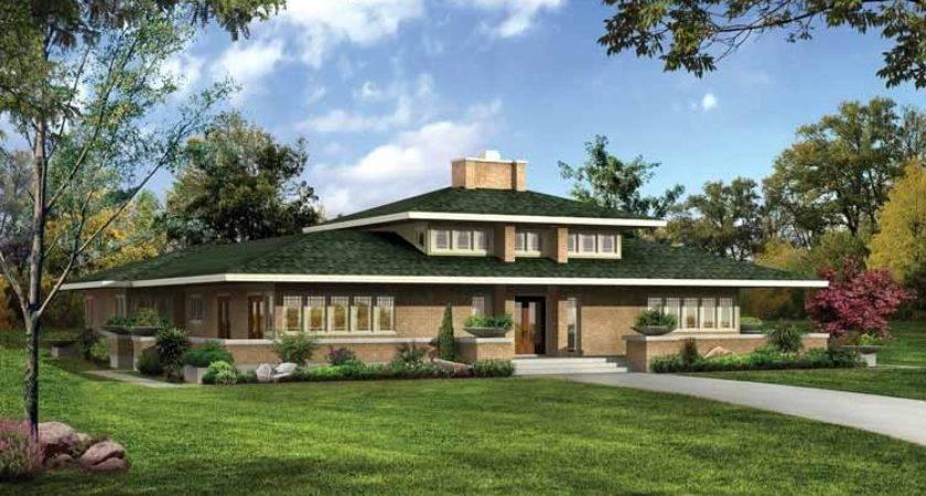 Prairie Style House Plans Dream Home Source