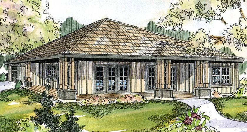 Prairie Style House Plans Sahalie Associated Designs