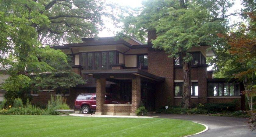 Prairie Style Houses