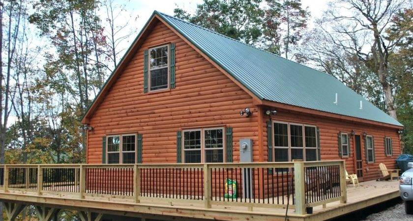 Pre Built Cabin Homes Elabrazo Info