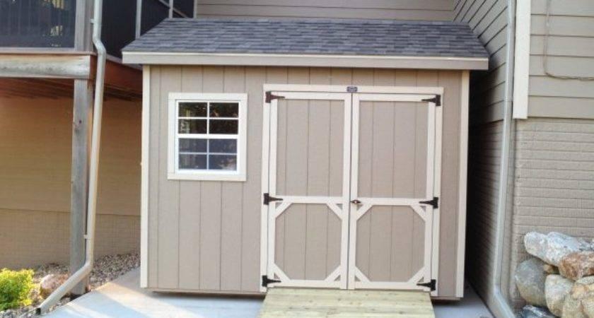 Pre Built Storage Sheds South Dakota Quality