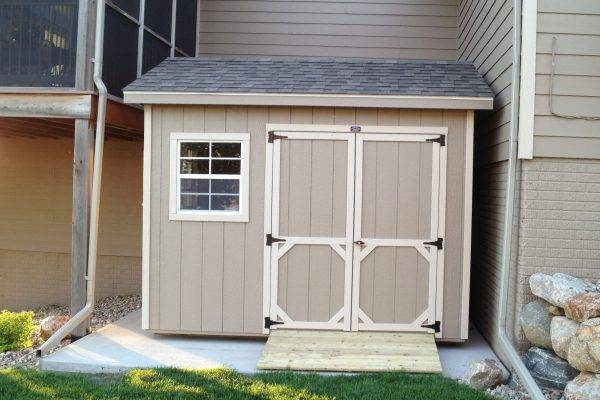 Pre Built Storage Sheds South Dakota Quality