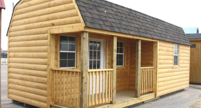 Pre Fab Stick Built Tiny House Concept Better Portable Buildings