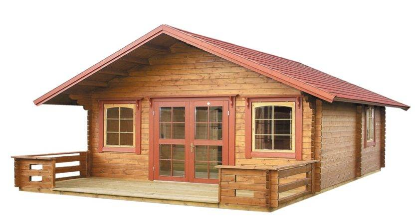 Prefab Cabin Kits Steel Hunting Log