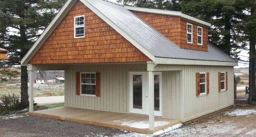 Prefab Cabins Loft Bunkies Cottages Delivered