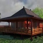 Prefab Cottage Small Houses Indoprefab