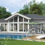 Prefab Craftsman Bungalow Vario Prefabricated House