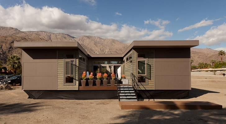 Prefab Home Starting Livinghomes Affordable New