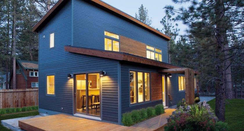 Prefab Homes Blend Creativity Sustainability
