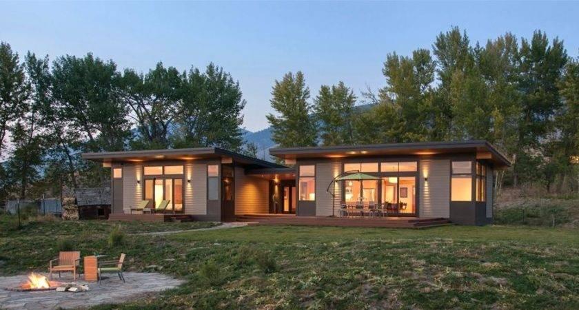 Prefab Homes California Home Live Edge Manufactured