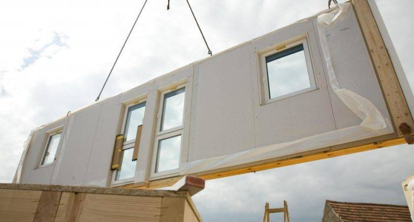 Prefab Homes Include Panelized
