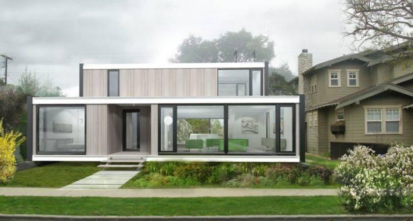 Prefab Homes Indiana Contemporary Houses Eigentijdse Woonhuizen