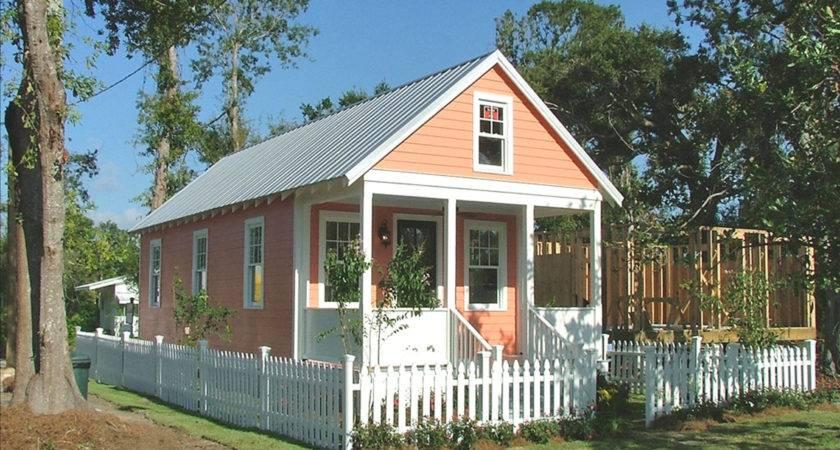 Prefab Homes Katrina Cottge Manufactured Home Porch Design