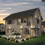Prefab Homes Modern Prefabricated Panelized Home