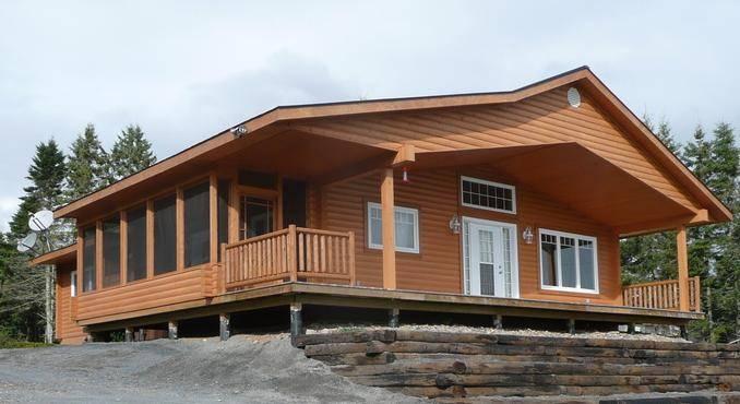 Prefab Homes Modular Canada Gebhardt