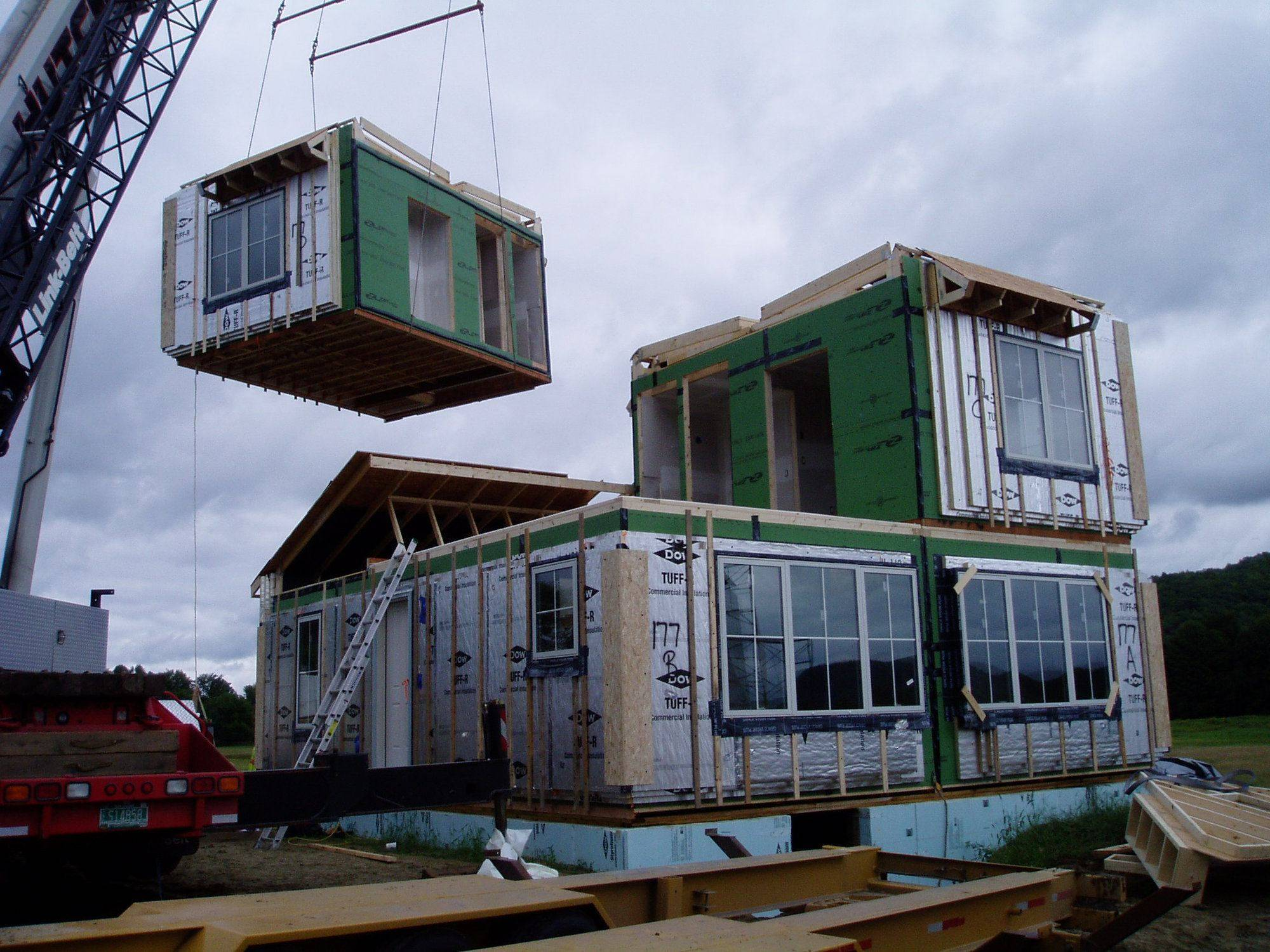 Prefab Homes Prefabricated Cost High End Modular Box