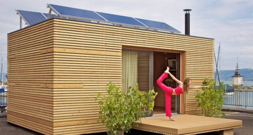 Prefab Homes Small Spaces