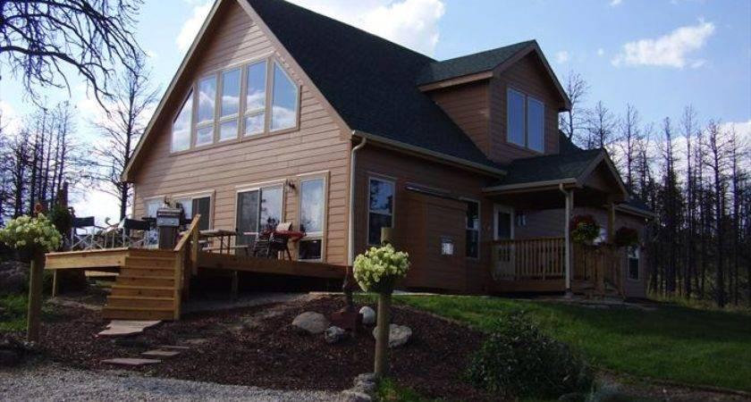 Prefab Homes Wyoming Modular Log Bestofhouse