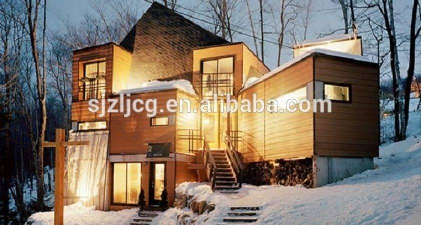Prefab House Houses Lebanon Wooden Product