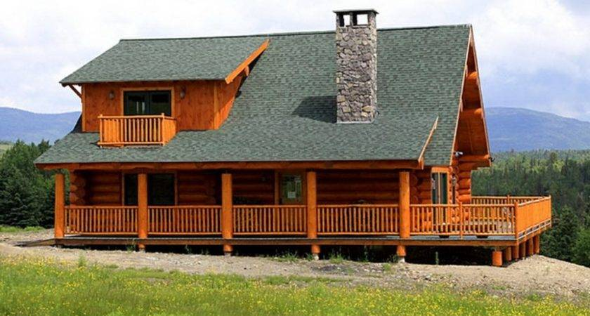 Prefab Log Cabin Kits Sale