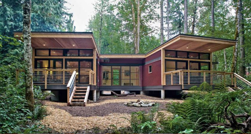 Prefab Modular Homes Builder West Coast Method