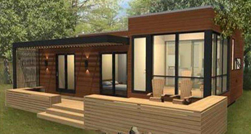Prefab Tiny House Sale Contemporary Modular Home