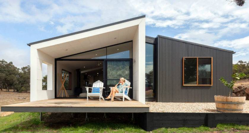 Prefabricated Homes Every Shape
