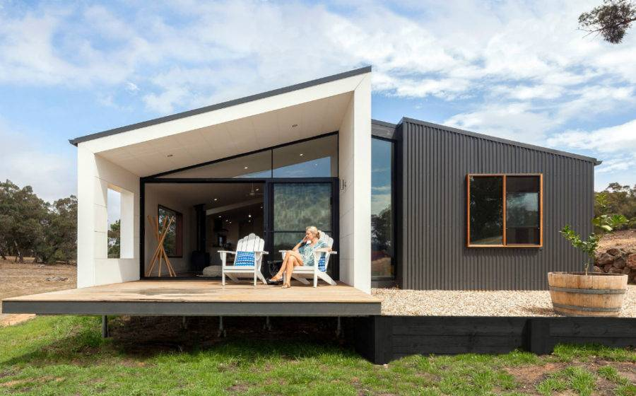Prefabricated Homes Every Shape
