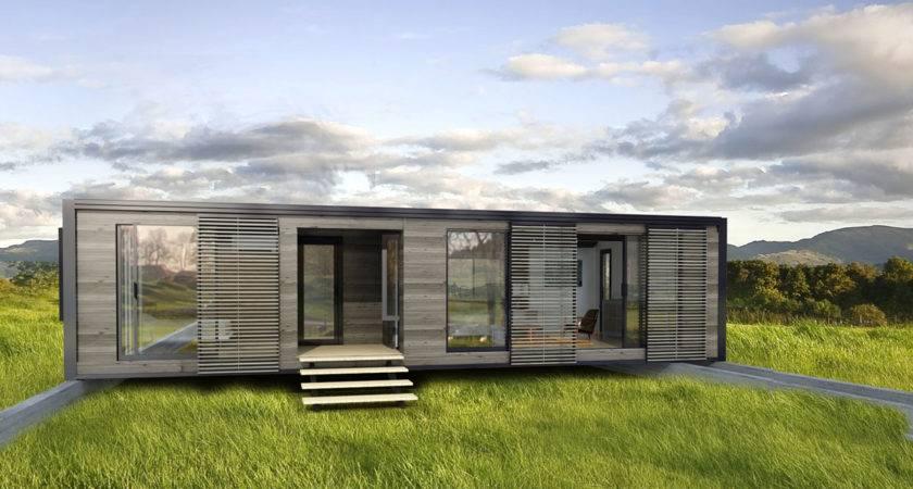 Prefabricated Homes Modern Lifestyle
