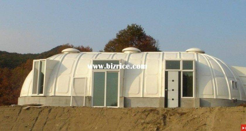 Prefabricated House Frp Dome South Korea Prefab Houses