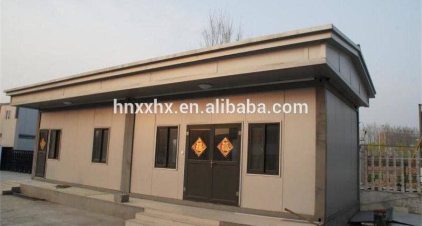 Prefabricated Houses Beautiful Design High Quality Best Price
