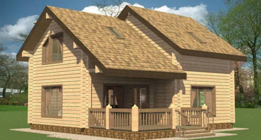 Prefabricated Log House Wooden Villa Cheap Prefab