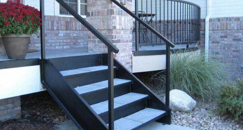 Premade Stairs Mobile Homes Ideas