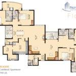 Presidency Flora Bedroom Flats Apartments Ranging