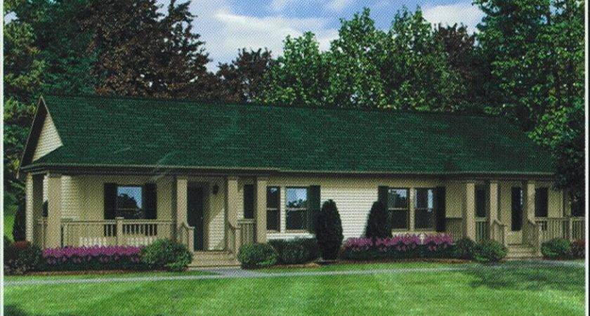 Prestige Manufactured Homes Duplex