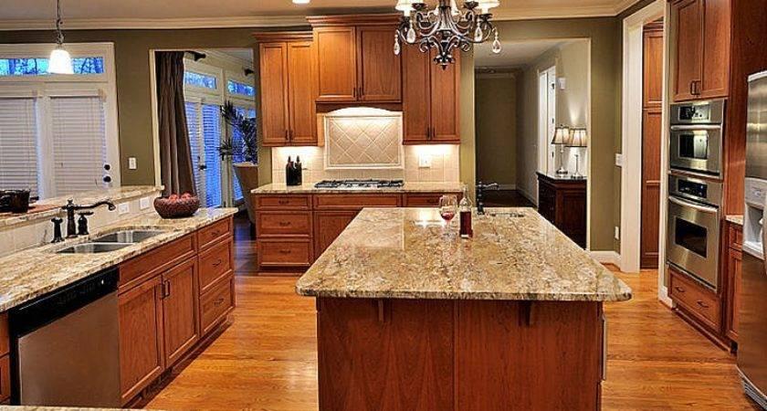 Pretty Kitchen Dark Cabinets Pinterest