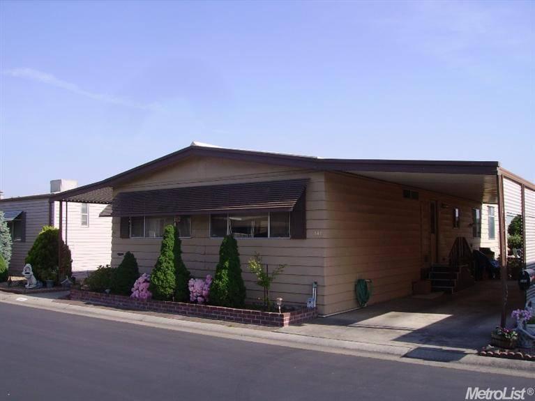 Property Stockton Mobile Homes Real Estate Sale