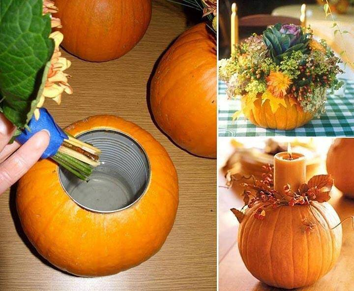Pumpkin Decorating Ideas Seasons Pinterest