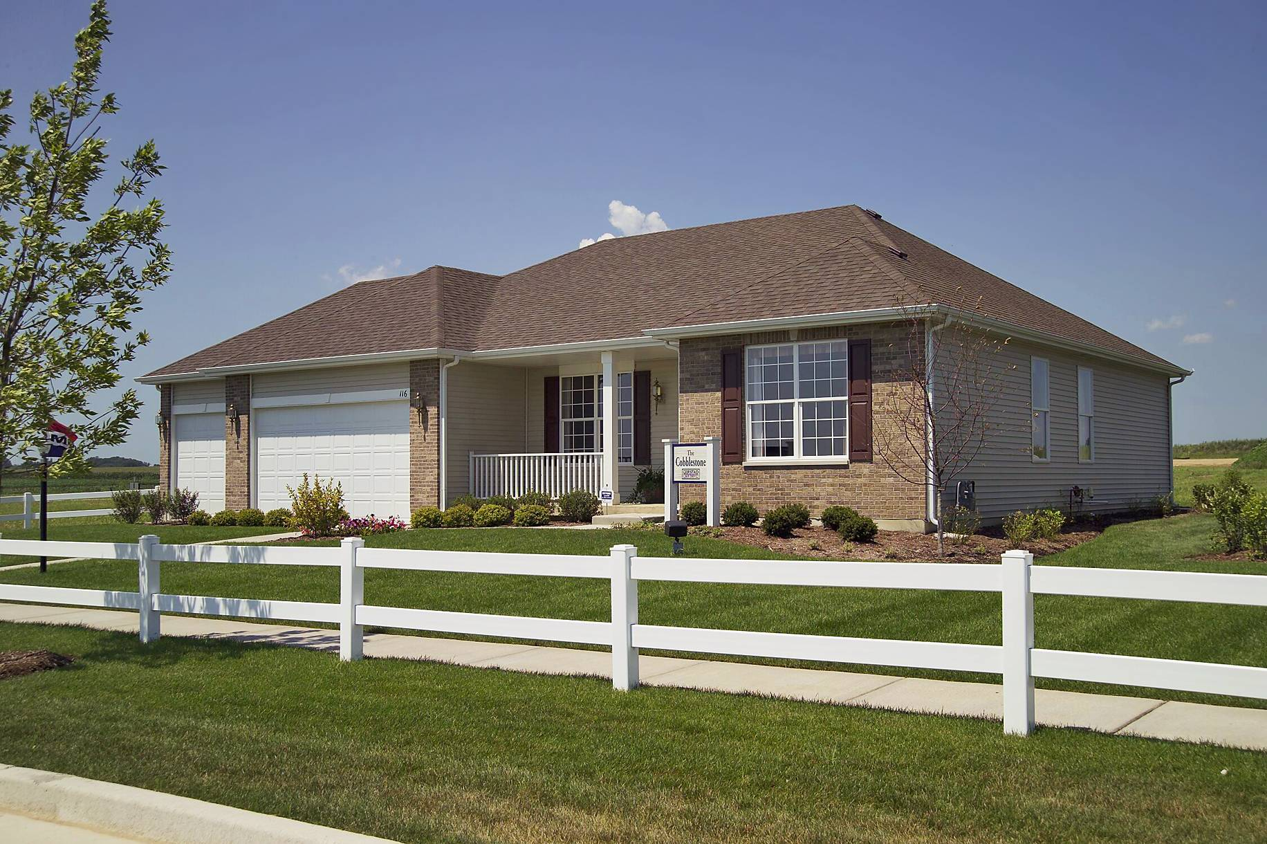 Purchase Beautiful Poplar Grove Home Get Lot Today
